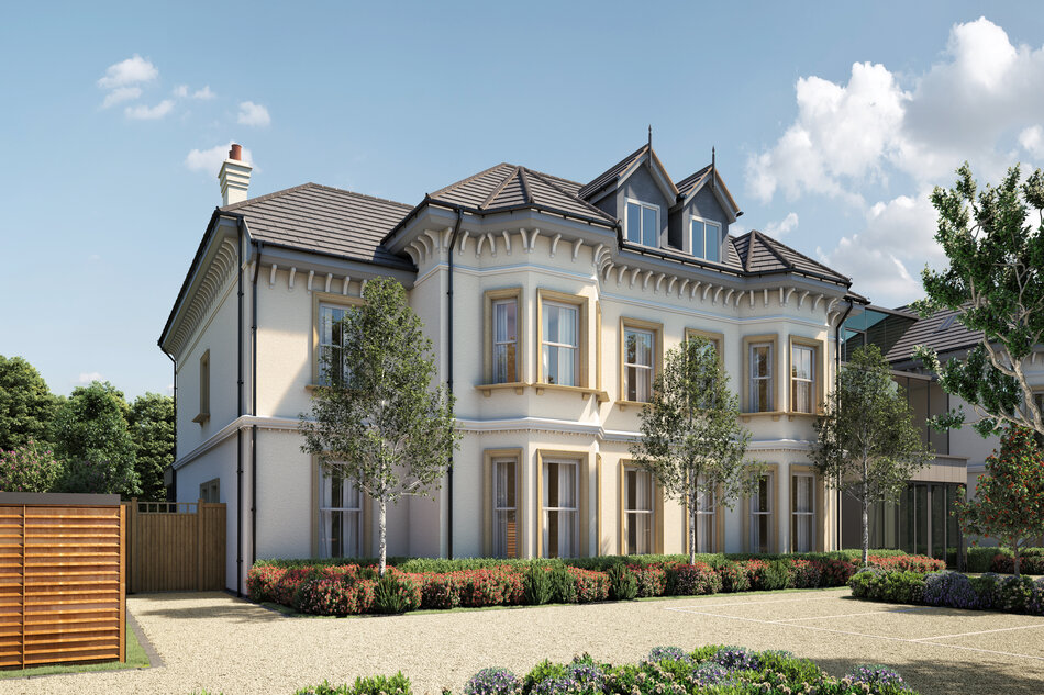 Berkeley Lodge II new build image, Worthing, West Sussex