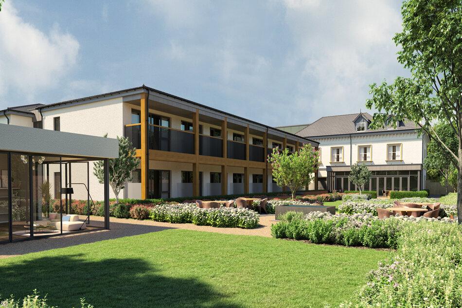 Berkeley Lodge II new build image, Worthing, West Sussex